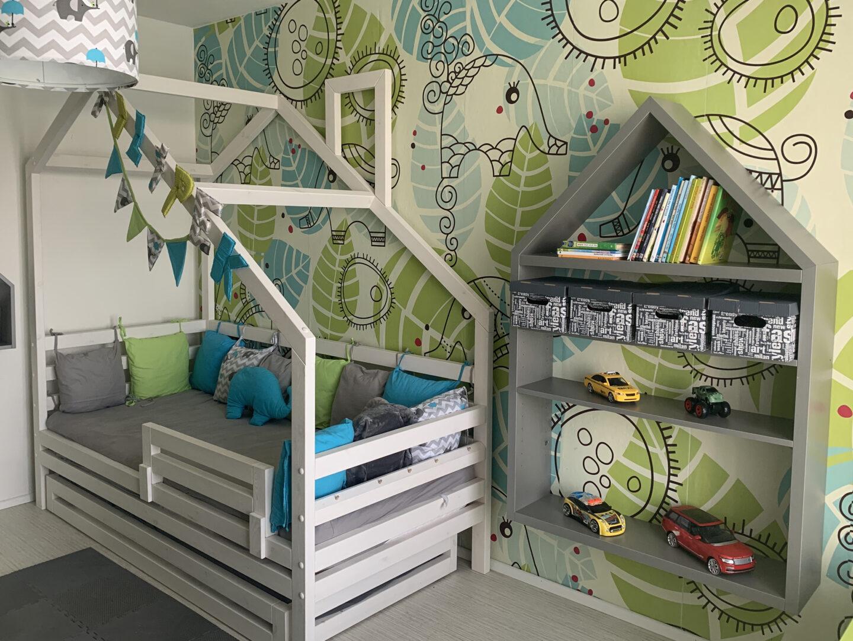 cbdesign dětský pokoj